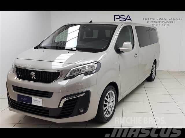 Peugeot Traveller BUSINESS 2.0 BLUEHDI 130KW EAT8 LONG