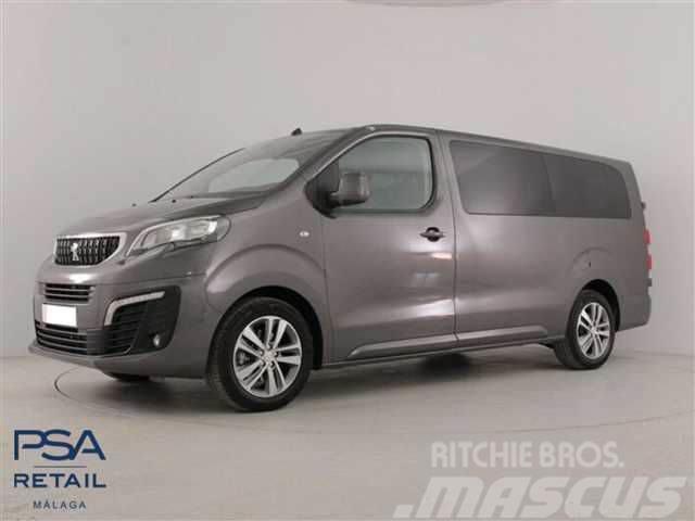 Peugeot Traveller BUSINESS BLUEHDI 120 S&S 6 VEL. MAN
