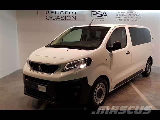 Peugeot TRAVELLER EXPERT COMBI 1.6 BLUEHDI 115 S&S STANDAR
