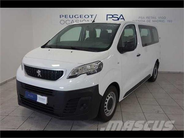 used peugeot traveller nuevo expert combi 1 6 bluehdi 115 s s s panel vans year 2016 price. Black Bedroom Furniture Sets. Home Design Ideas