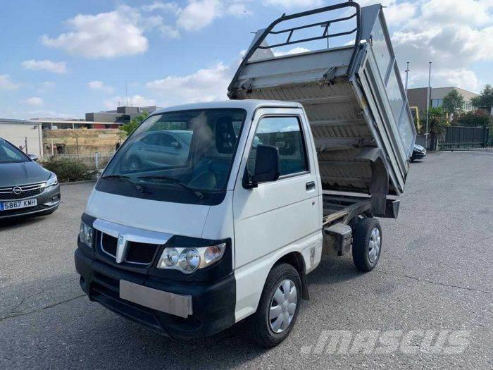 Piaggio Porter 1,3 16V TIPPER XL VOLQUETE 71CV