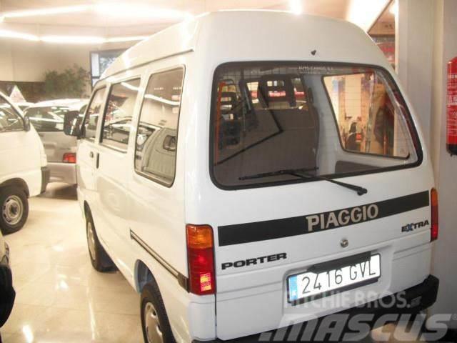 Piaggio Porter Combi 4 1.3 EX