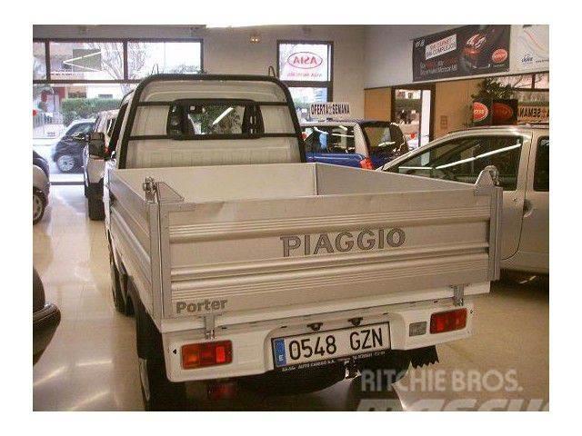 Piaggio Porter Diesel de 3 Puertas