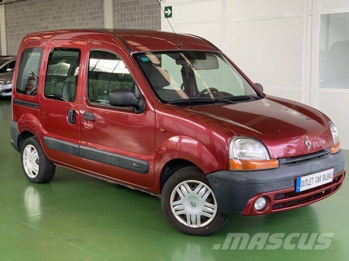 Renault Kangoo 1.2 Expression Oasis 75