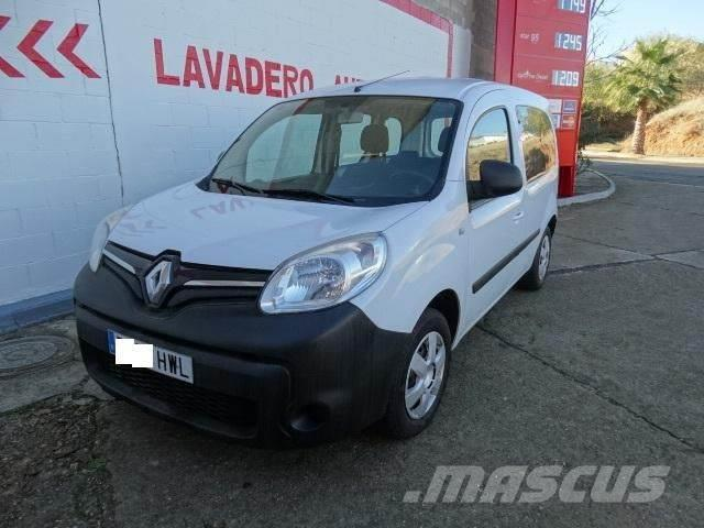 Renault Kangoo 1.5 DCI 90 CV 5P. EXTREM
