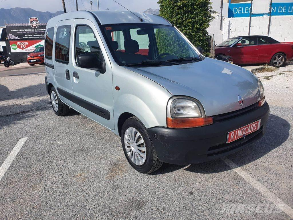Renault Kangoo 1.5DCI Authentique 65