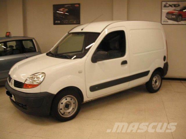 Used Renault Kangoo 15dci Confort Expression 65 Panel Vans Year