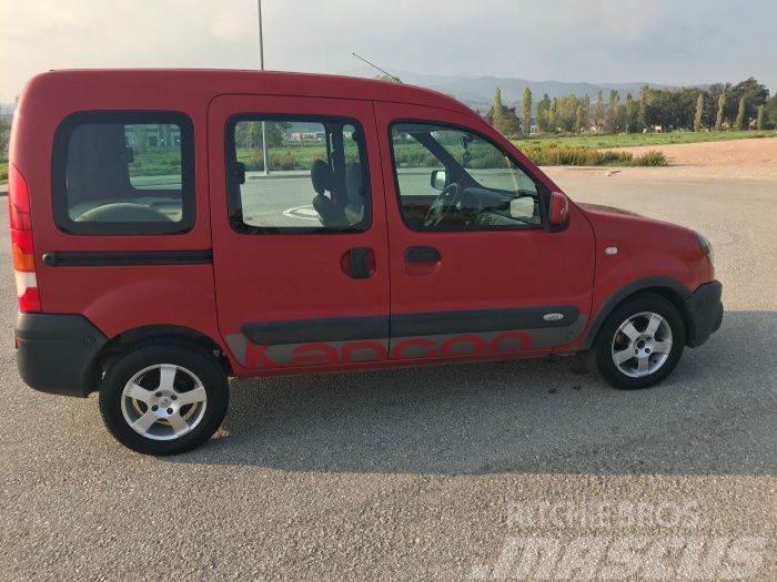 Renault Kangoo 1.5DCI Confort Expression 85