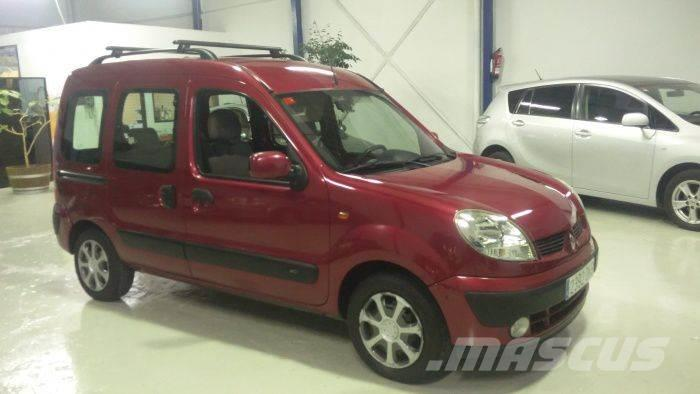 Renault Kangoo 1.5DCI Confort Expression 80