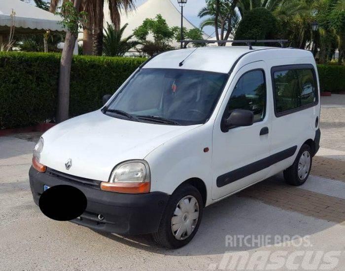 Renault Kangoo 1.5DCI Expression