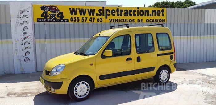 Renault Kangoo 1.5DCI Expression 80