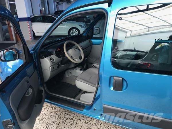Renault Kangoo 1.5DCI Pack Authentique 70