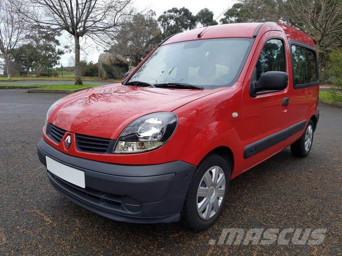 Renault Kangoo 1.5DCI Pack Authentique 60
