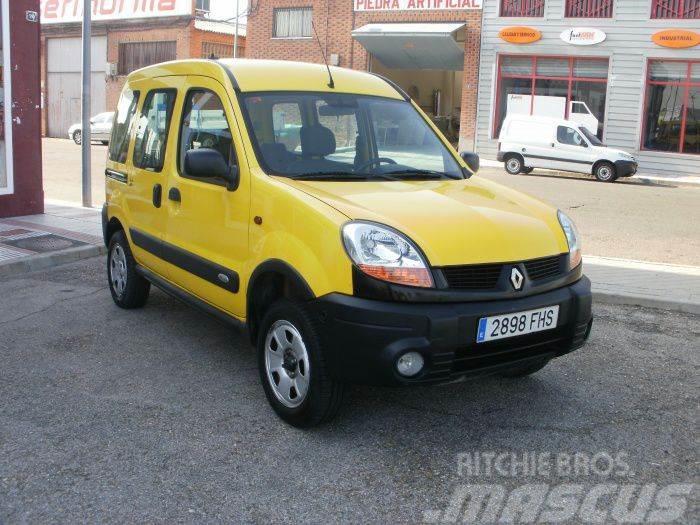 Renault Kangoo 1.6 16v Fairway 4x4
