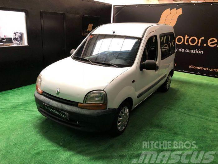 Renault Kangoo 19D Decathlon2 65 2001 Carrinhas De Caixa Fechada