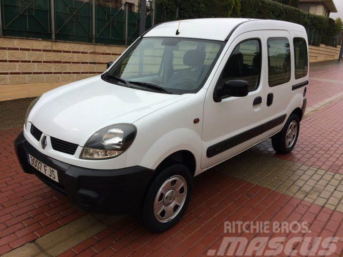Renault Kangoo 1.9DCI Extreme 80 4x4