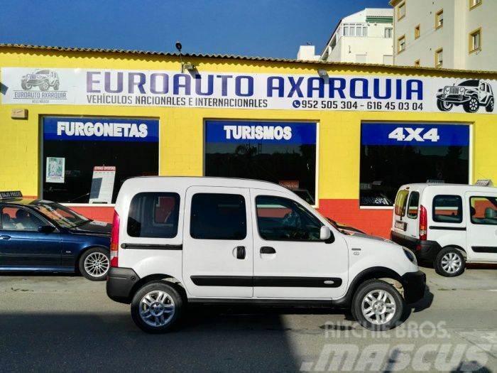 Renault Kangoo 1.9DCI Fairway 4x4