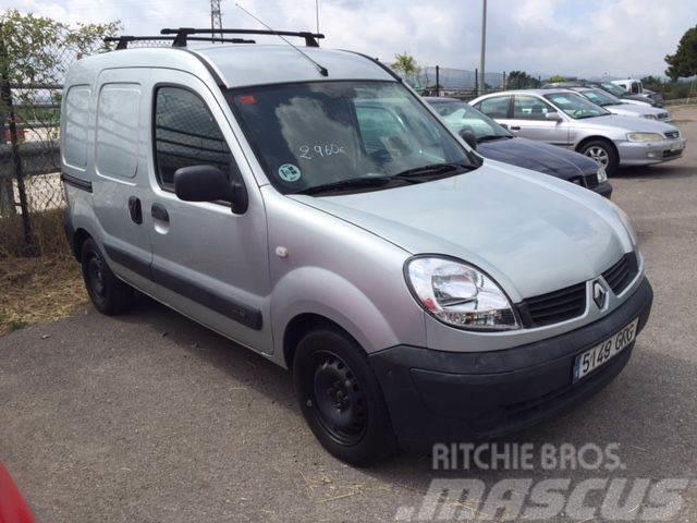 Renault Kangoo Be Bop Comercial 15dci Panel Vans Price 2355
