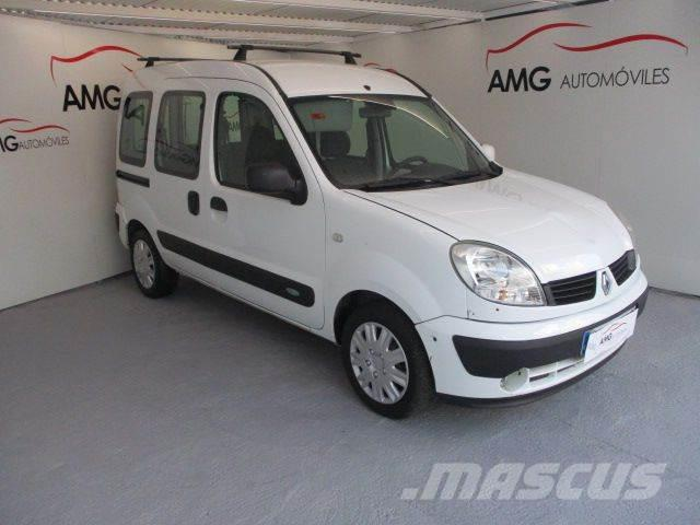 Renault Kangoo Combi 1.5dCi Authentique 85