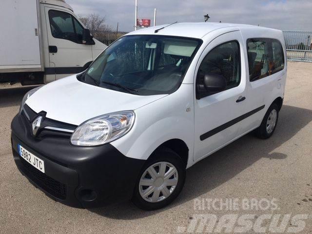 Renault Kangoo Combi 1.5dCi Adventure 66kW