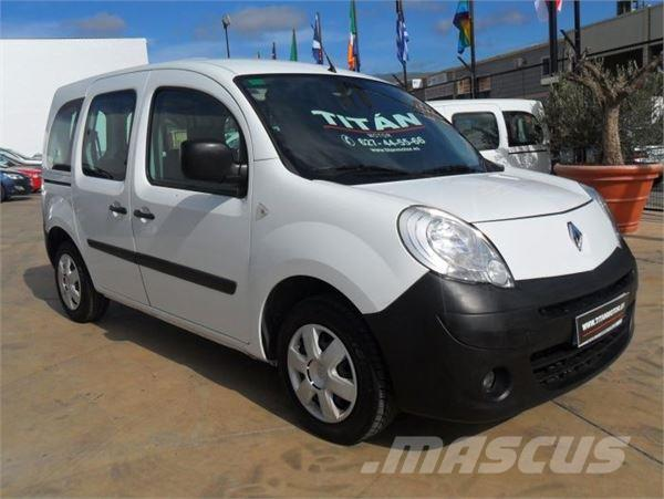 Renault Kangoo Combi 1.5dCi Dynamique all road 85