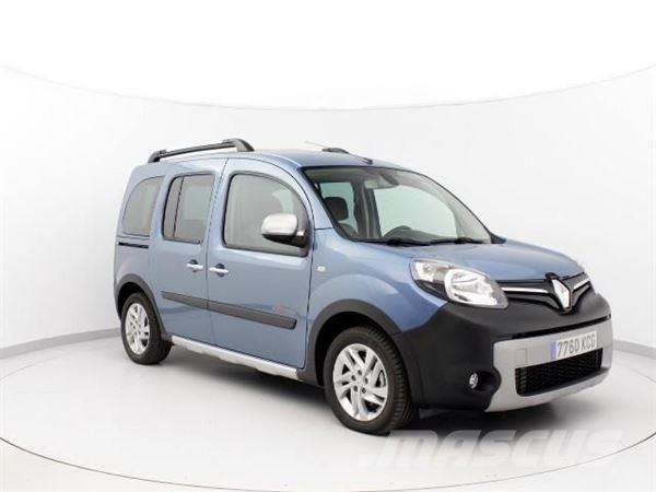 renault kangoo combi 1 5dci extrem m1 af 90 panel vans price 13 203 year of manufacture. Black Bedroom Furniture Sets. Home Design Ideas