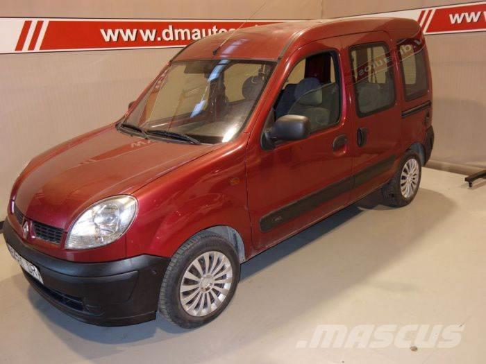 Renault Kangoo COMBI EXPRESSION 1.5DCI65