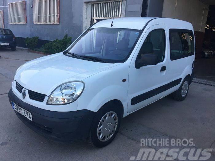 Renault Kangoo Diesel de 4 Puertas