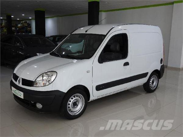 renault kangoo express confort 70 preis baujahr 2007 lieferwagen gebraucht. Black Bedroom Furniture Sets. Home Design Ideas