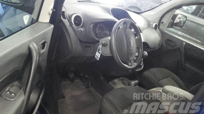 Renault Kangoo Fg. Maxi 2pl. 1.5dCi 105