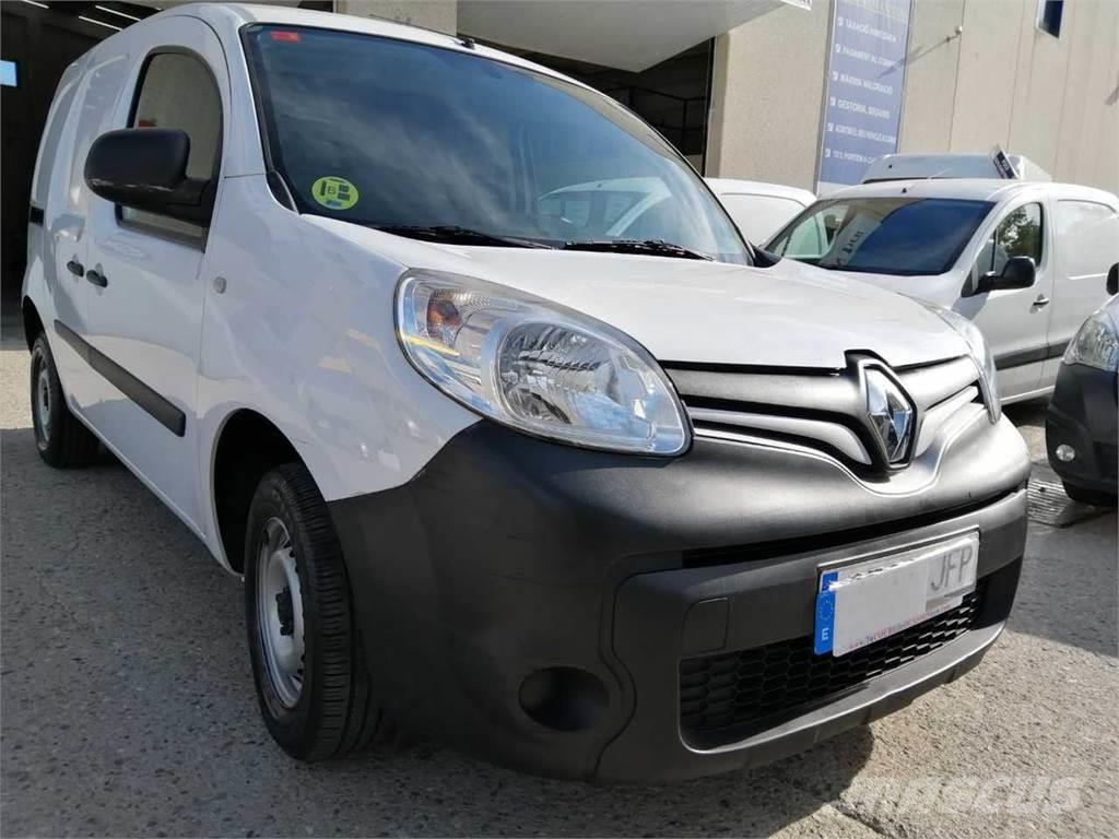 Renault Kangoo FURGON 1.5 DCI 75CV