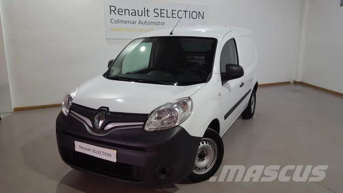 Renault KANGOO FURGoN PROFESIONAL 2014 DCI 90 GEN5 DURANTE