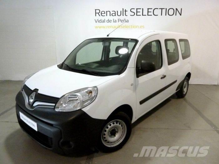Renault Kangoo Grand Combi 1.5dCi M1-AF 5pl. 66kW