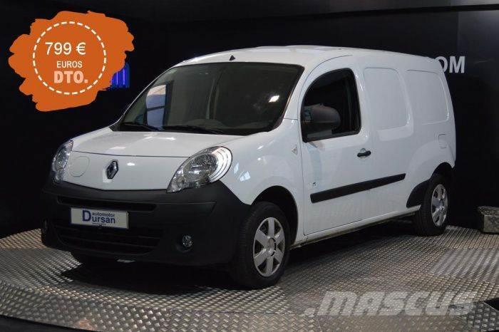 Renault Kangoo Z.E. Fg. Maxi 2 plazas