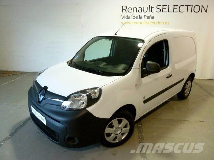 Renault Kangoo Z.E. Furgón
