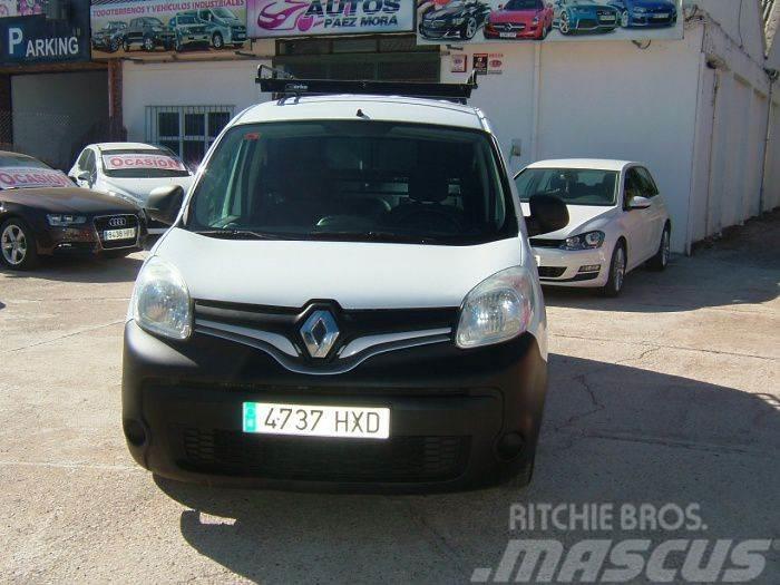 Renault Kangoo Z.E. Furgón Maxi 2pl. Flexi