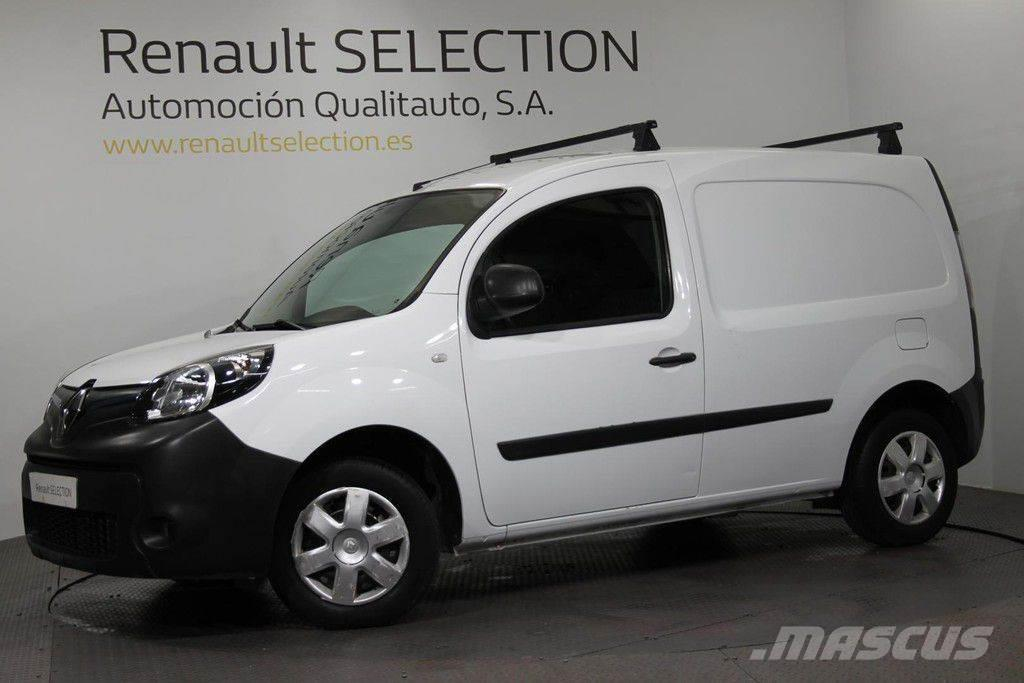 Renault Kangoo Z.E. Furgón Maxi 2pl.