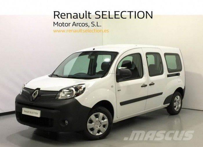 Renault Kangoo Z.E. Maxi 5pl.