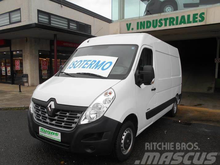 Renault Master 125 CV FURGON ISOTERMICO L2-H2