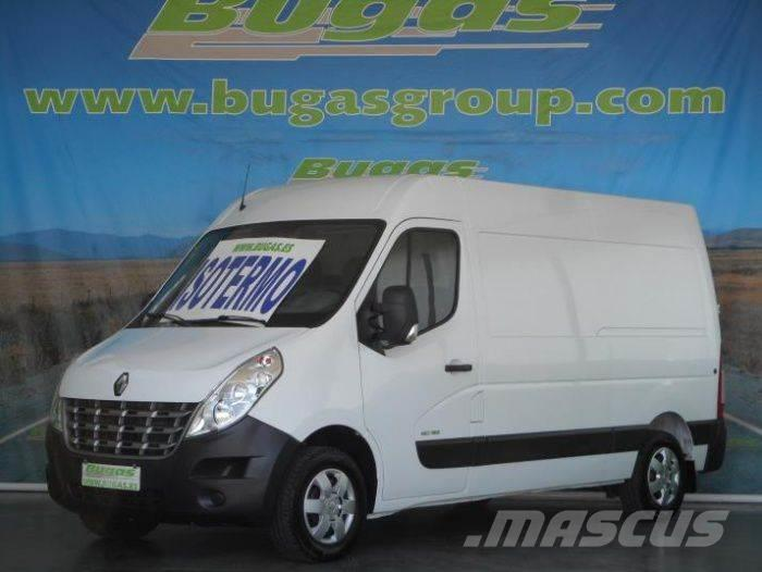 Renault MASTER 2.3 DCI 125 CV L2 H2 ISOTERMO IR