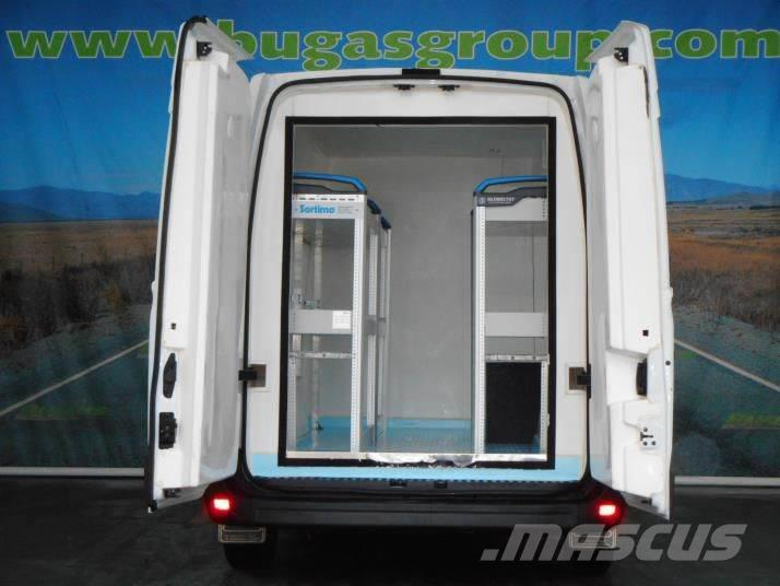 Renault Master 2.3 DCI 125 CV L2 H2 ISOTERMO
