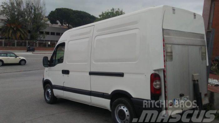 Renault Master 2.5dCi Fg. 2800 Corto Normal 120
