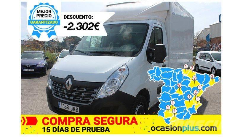 Renault Master Ch.Cb. dCi 92 T L2 3500
