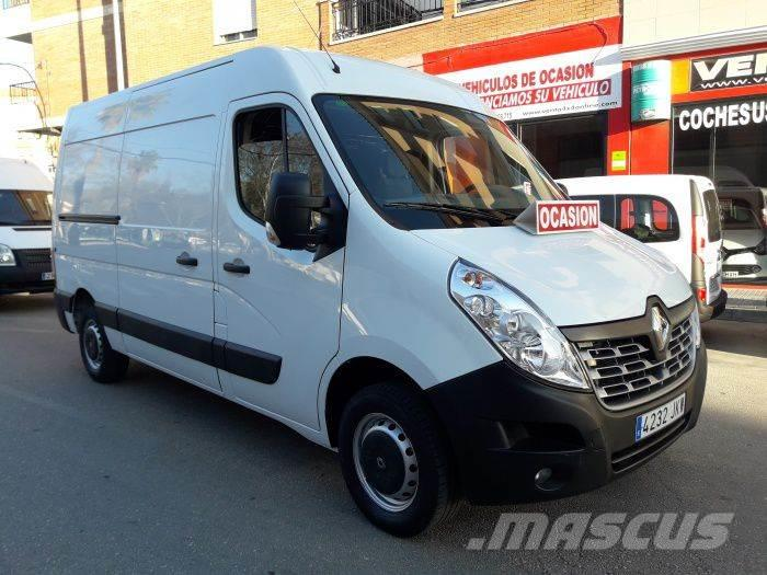 Renault Master Ch.Cb. dCi 95kW P L2 3500 RG
