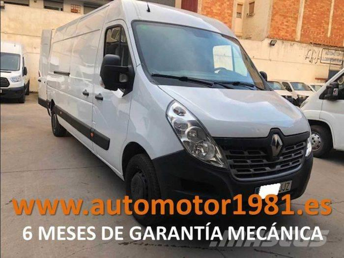 Renault Master Ch.DCb. dCi 92 T L3 3500