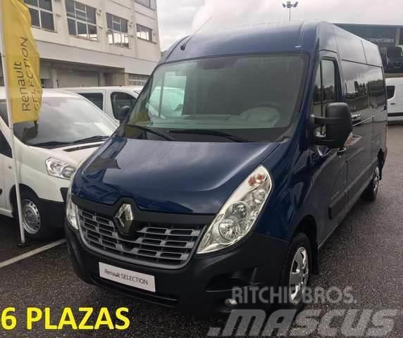 Renault Master Combi9 dCi 100 Energy L2H2 3500