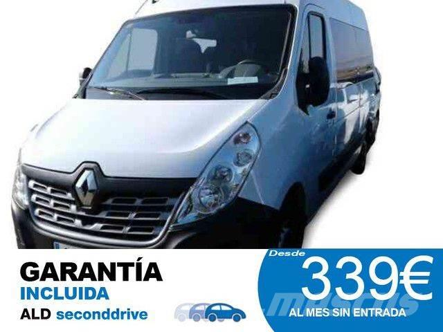 Renault Master Combi9 dCi 107kW Energy L2H2 3500