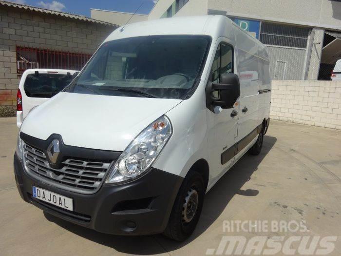 Renault Master Combi9 dCi 125 L2H2 3500