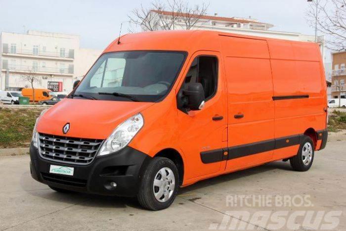 Renault Master Fg. DCb. dCi 125 T L3H2 3500