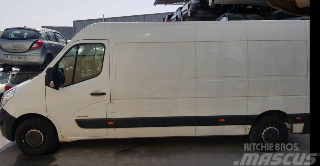 Renault Master Fg. DCb. dCi 125 T L2H2 3500